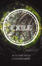 Exile [A Warrior Cats AU fanfiction] by DawnWings-