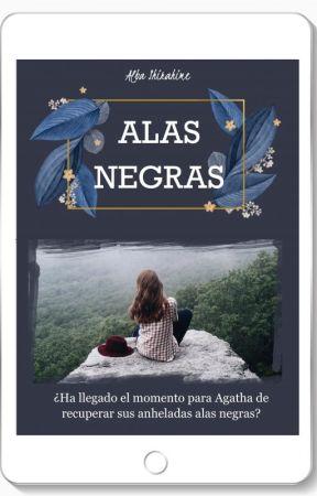 SERIE ALAS: Alas negras (I) © by Alba_Shirahime