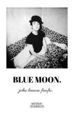 blue moon • john lennon by stuckin60s70s