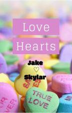 Lovehearts|Jake Peralta|b99 by rosaswife