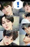 Akademi magic#bts (end)  cover