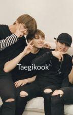 Taegikook by onetwothreefour2444