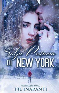 Salju Pertama di New York  cover