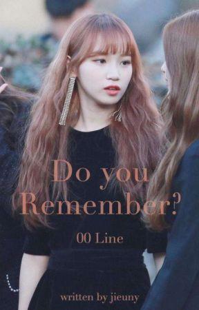 Do You Remember?   00'-01' Line  by jieuny