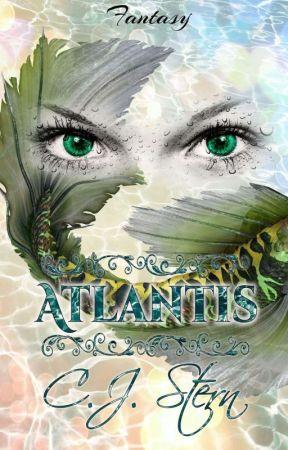 Atlantis by Mone-Autorin