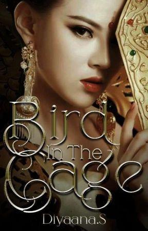 Eternal Aubade(Bird In The Cage 1) by diyaanasubasinghe