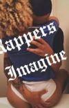 Rapper Imagines cover