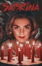 𝑺𝑨𝑩𝑹𝑰𝑵𝑨 ↯ The Vampire Diaries by mysticrebekah