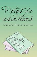 Retos de escritura (#2) by AbecedarioAutoestima