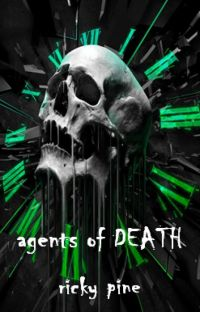 Agents of DEATH cover