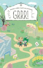 GRRR! Kacchan x Deku (Petit Anotologia) DOUJINSHI KATSUDEKU by WitchWithe