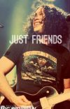 Just friends (Ray toro x Reader) cover