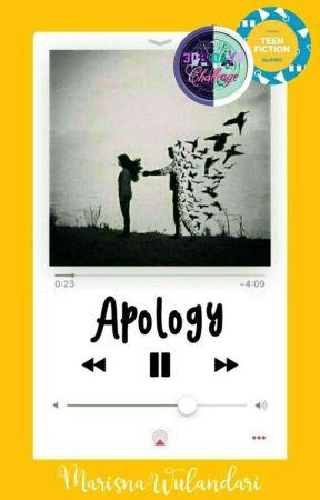 Apology by MarisnaWulandari