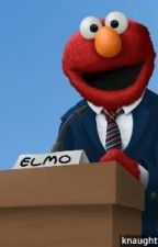 Elmo's Bible by RubyBlue2005