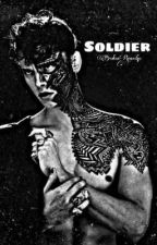 SOLDIER ➤ [ The 100 ] by BrokenRemedys