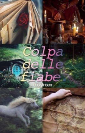 Colpa delle fiabe;『l.s』 by eustylinson