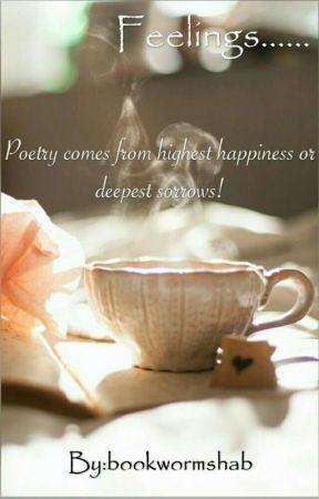 Feelings.....  by bookwormshab