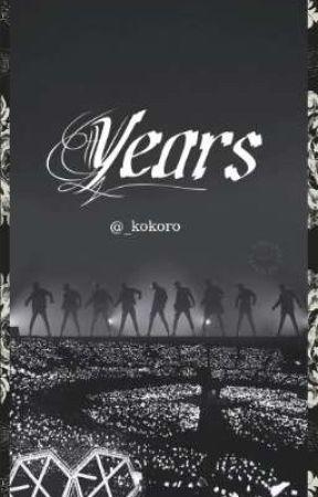 EXO'S YEARS。 by _kokoro