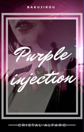 PURPLE INJECTION. [BakuJirou] by ___Cristal___