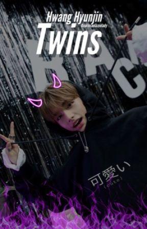 Twins || Hwang Hyunjin by dearmramazonlady