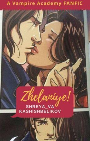 Zhelaniye by KashishBelikov