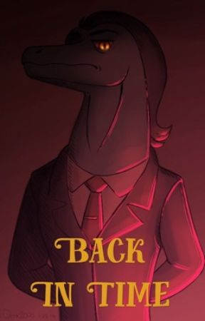 Back in Time (Toffee Fanfic) by Wolfie_Northern
