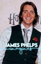 James Phelps |imagines|one-shots| by MoonysSweetheart