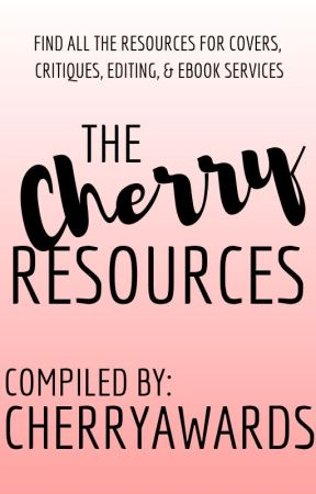 The Cherry Resources by CherryAwards