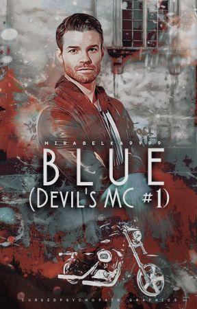 Blue ( Devil's MC#1 ) by Mirabelka9999