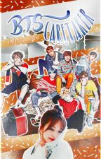 BTS Caretaker ( BTS x OC) by chimswae