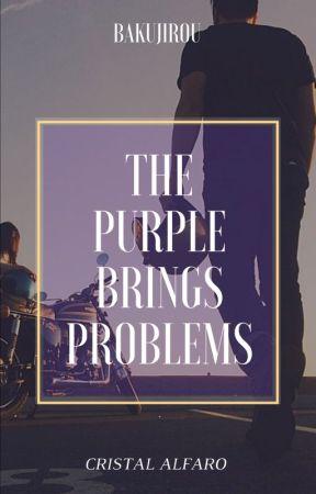 Purple brings problems [BakuJirou] by ___Cristal___