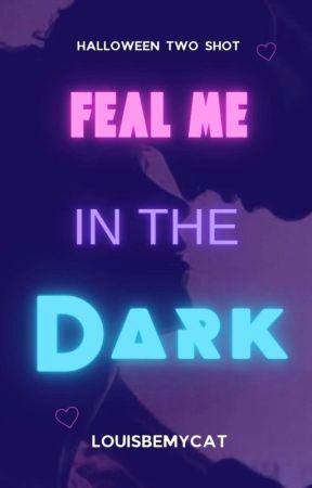 Feal me in the dark ° Larry by LouisBeMyCat