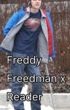 Freddy Freeman x Reader(Discontinued) by hornyassteenager