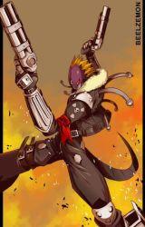 Demon Lord III by beelzra