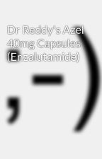 Dr Reddy's Azel 40mg Capsules (Enzalutamide) by taniasmith28