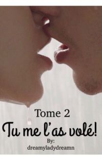 TOME 2-Tu me l'as volé!      cover