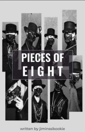 Pieces of Eight (Ateez Gang AU) by JiminSSIKookie