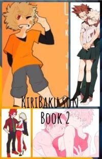 KiriBaku son book two cover