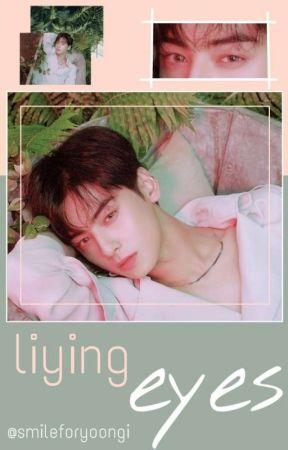 lying eyes →Cha EunWoo← by chupalette