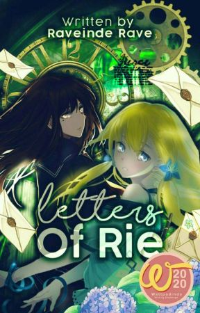 Letters of Rie by RaveindeRave