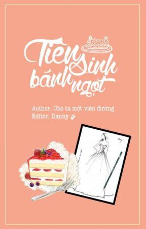 [Edit] Anh chàng bánh ngọt của tôi by tieulinhtuyen
