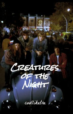 Creatures of the Night  by coolliketre