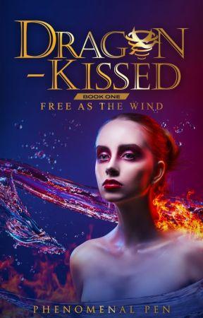Elemental Ninjas by phenomenalpen
