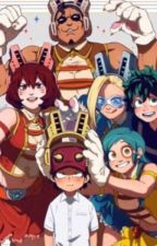 The Wild Wild Pussycats and Deku! by oatmeal_and_granola