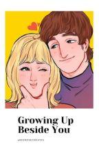 Growing Up Beside You [John Lennon/Beatles Fanfiction] by RedRoseCreates