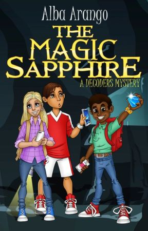 The Magic Sapphire: Chapter 1 by aarango