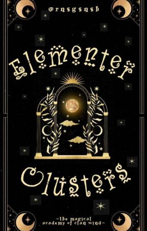 ELEMENTER CLUSTERS by rnsgsnsh