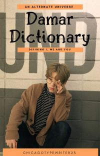Damar Dictionary cover