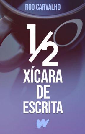 1/2 Xícara de Escrita by Rod_Carvalho