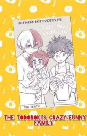 The Todoroki's crazy/funny family  by Shozu-chan